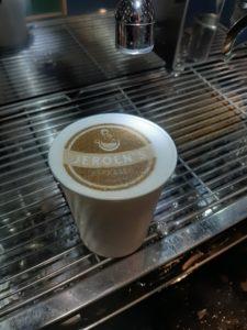 koffie printer huren